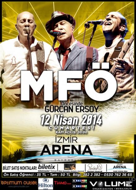 12 Nisan MFÖ İzmir Arena