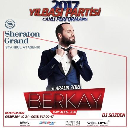 (Turkish) Berkay 2017 Yılbaşı Partisi
