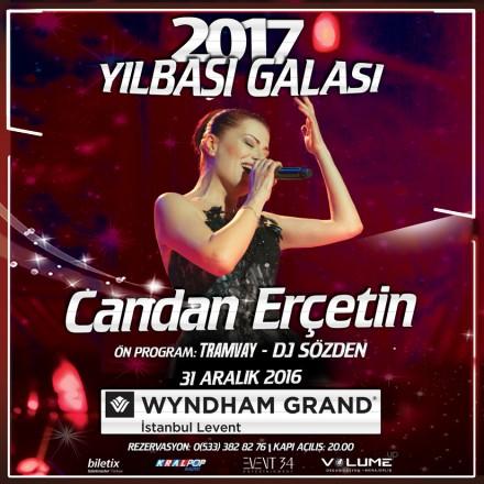 (Turkish) Candan Erçetin 2017 Yılbaşı Galası
